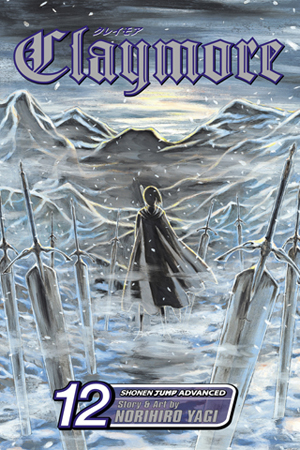 Claymore Vol. 12: The Souls of the Fallen