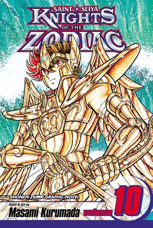 Knights of the Zodiac (Saint Seiya) Vol. 10: Shaka: Close to Godhood!