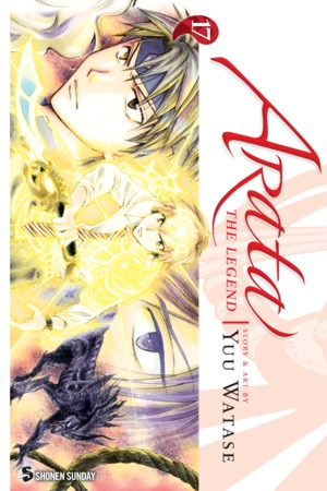 Arata: The Legend, Volume 17