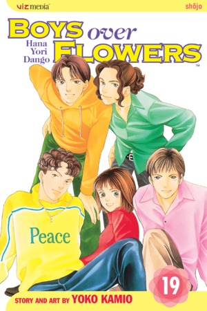 Boys Over Flowers, Volume 19