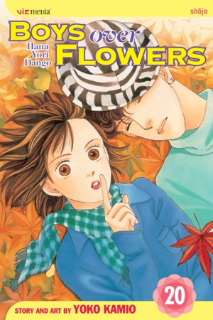 Boys Over Flowers Vol. 20: Boys Over Flowers, Volume 20