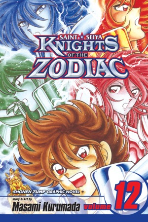 Knights of the Zodiac (Saint Seiya) Vol. 12: Death Match in the Master's Chamber!