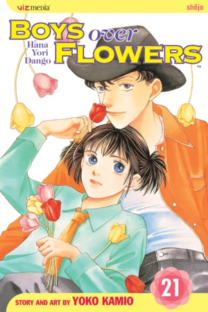 Boys Over Flowers Vol. 21: Boys Over Flowers, Volume 21