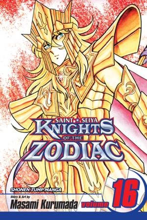 Knights of the Zodiac (Saint Seiya) Vol. 16: The Soul Hunter