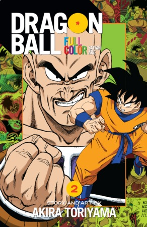 Dragon Ball Full Color, Volume 2