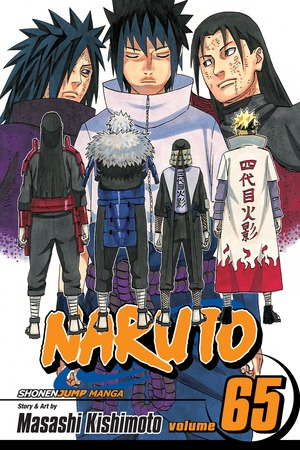 Naruto Vol. 65: Hashirama and Madara
