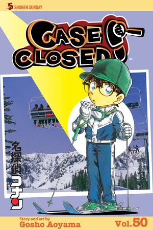Case Closed Vol. 50: Murder on the Slopes