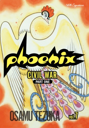Phoenix Vol. 7: Civil War: Part 1