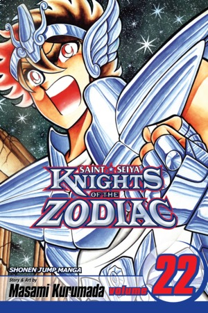Knights of the Zodiac (Saint Seiya) Vol. 22: Awaken!! The Eighth Sense
