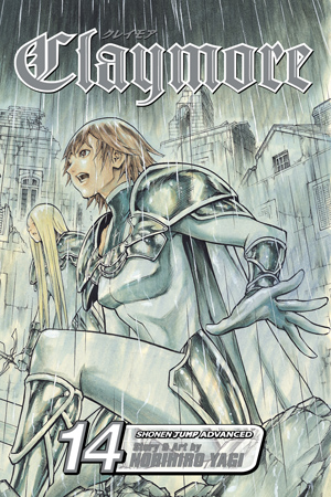 Claymore Vol. 14: A Child Weapon