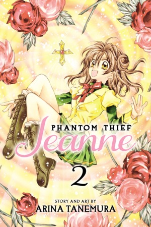 Phantom Thief Jeanne Vol. 2: Phantom Thief Jeanne, Volume 2