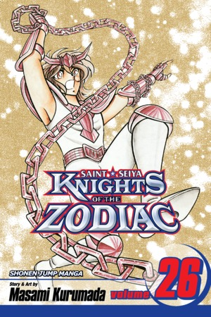 Knights of the Zodiac (Saint Seiya) Vol. 26: The Greatest Eclipse