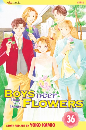 Boys Over Flowers Vol. 36: Boys Over Flowers, Volume 36