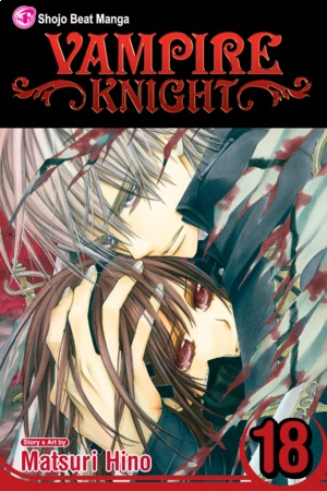 Vampire Knight Vol. 18: Vampire Knight, Volume 18