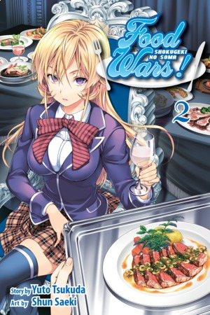 Food Wars!, Volume 2