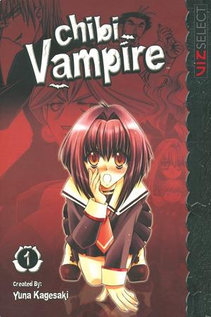 Chibi Vampire Vol. 1: Chibi Vampire, Volume 1