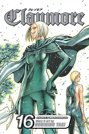Claymore Vol. 16: The Lamentation of the Earth