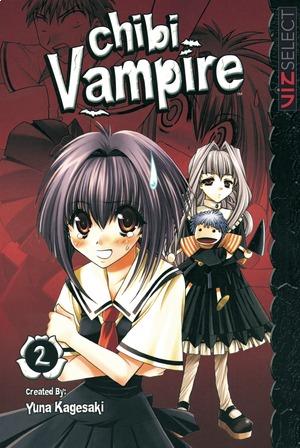 Chibi Vampire Vol. 2: Chibi Vampire, Volume 2