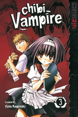 Chibi Vampire Vol. 3: Chibi Vampire, Volume 3