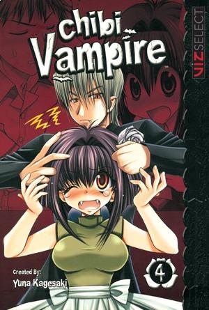 Chibi Vampire Vol. 4: Chibi Vampire, Volume 4