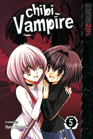 Chibi Vampire Vol. 5: Chibi Vampire, Volume 5