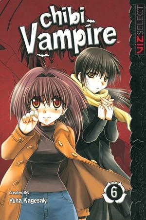 Chibi Vampire Vol. 6: Chibi Vampire, Volume 6
