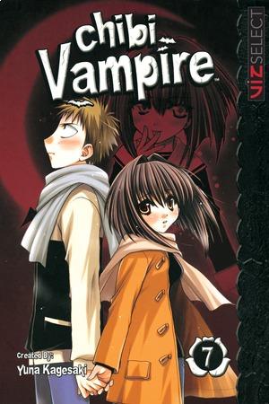 Chibi Vampire Vol. 7: Chibi Vampire, Volume 7