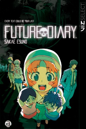 Future Diary Vol. 3: Future Diary, Volume 3