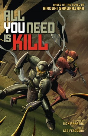 All You Need Is Kill: Official Graphic Novel Adaptation Vol. 1: Free Preview!!