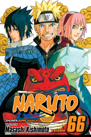 Naruto Vol. 66: The New Three