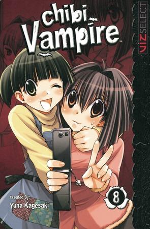 Chibi Vampire Vol. 8: Chibi Vampire, Volume 8