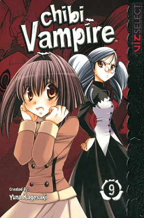 Chibi Vampire Vol. 9: Chibi Vampire, Volume 9