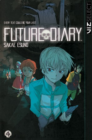 Future Diary Vol. 4: Future Diary, Volume 4