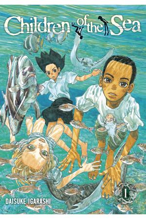 Children of the Sea Vol. 1: Free Preview