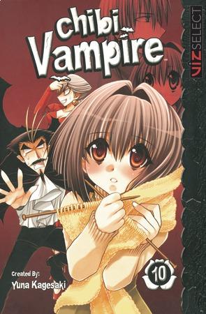 Chibi Vampire Vol. 10: Chibi Vampire, Volume 10