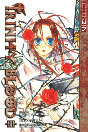 Trinity Blood, Volume 3