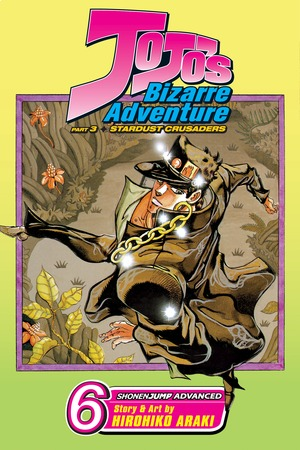 JoJo's Bizarre Adventure: Stardust Crusaders--Part 3 Vol. 6: The Arabian Nightmare