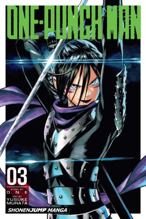 One-Punch Man Vol. 3: One-Punch Man, Volume 3
