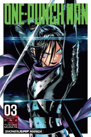 One-Punch Man, Volume 3