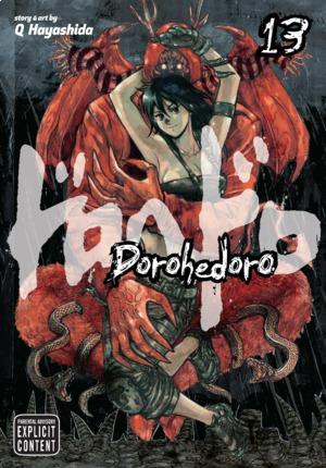 Dorohedoro, Volume 13