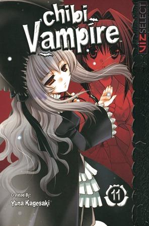 Chibi Vampire Vol. 11: Chibi Vampire, Volume 11
