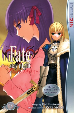 Fate/stay night Vol. 7: Fate/stay night, Volume 7