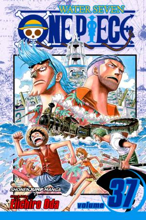 One Piece Vol. 37: Tom