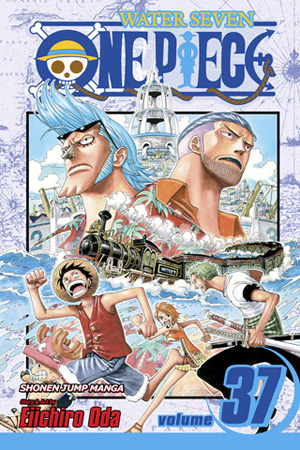 One Piece Vol. 37: Tom