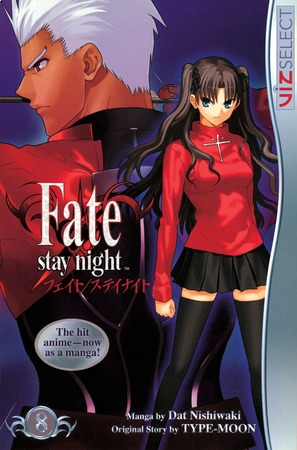 Fate/stay night Vol. 8: Fate/stay night, Volume 8