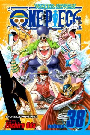 One Piece Vol. 38: Rocketman!!