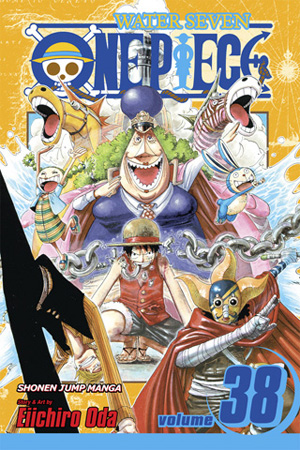 One Piece Vol. 38: Rocketman!!