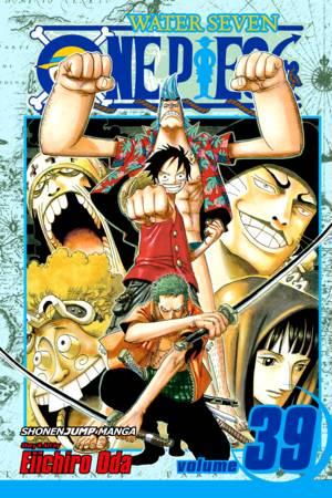 One Piece Vol. 39: Scramble