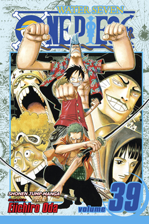 One Piece Vol. 39: Scramble