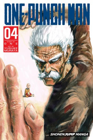 One-Punch Man Vol. 4: One-Punch Man, Volume 4